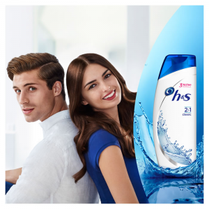 Head And Shoulders Classic Clean Shampoo 2in1 360ml