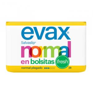 Evax  Fresh Fresh Pantyliners Small Bags 28 Unità