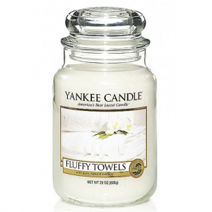 Yankee Candle - Fluffy Towels - Giara Grande