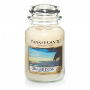 Yankee Candle - Ginger Dusk - Giara grande
