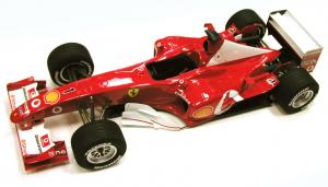 Ferrari F2003 GA Sports Bell 1/5