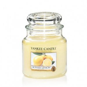 Yankee Candle - Sicilian Lemon - Giara media