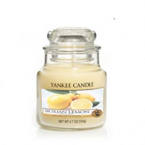 Yankee Candle - Sicilian Lemon - Giara piccola