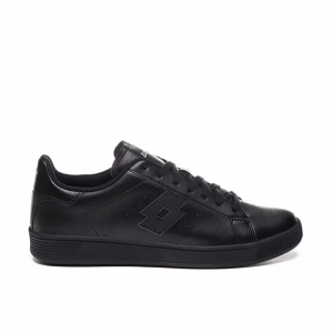 Lotto 1973 Evo 2 Micro All Black da Uomo