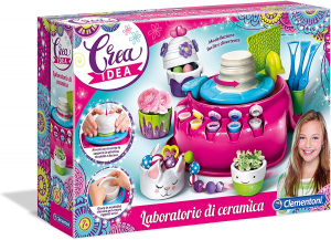 CREA IDEA - Laboratorio di ceramica