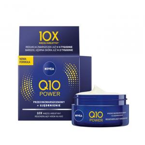 Nivea Q10 Plus Crema Antirughe Notte 50ml