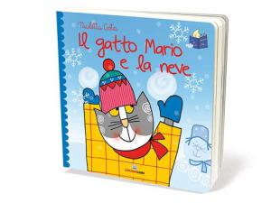 LISCIANI GIOCHI  IL GATTO NINO E LA NEVE DI NICOLETTA COSTA 12266