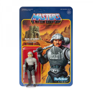 Masters of the Universe ReAction: Variable Variants - MAN-AT-ARMS