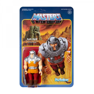 Masters of the Universe ReAction: Variable Variants - RAM MAN
