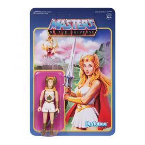 Masters of the Universe ReAction: Wave 5 - SHE-RA