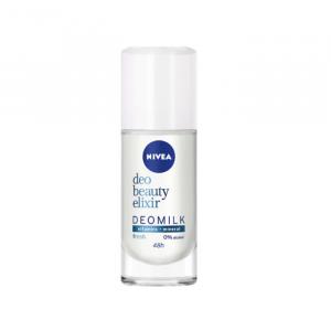 Nivea Milk Beauty Elixir Fresh Deodorant Roll-On 40ml