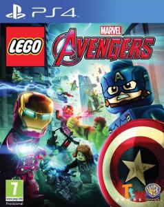 Ps4: Lego Avengers