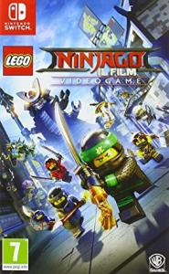 Nintendo Switch: Lego Ninjago il Film