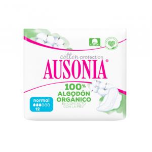 Ausonia Normal Organic Proteggi 12 Unità