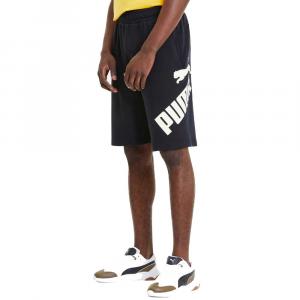 Puma Bermuda Garzata Logo Black da Uomo