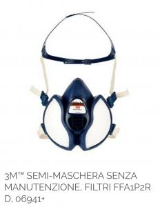 Semimaschera 3M