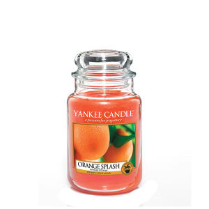 Yankee Candle - Orange Splash - Giara grande