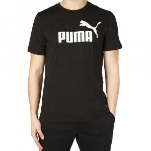 Puma T Shirt Black da Uomo