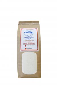 Farina artigianale tipo 2 di grano tenero italiano, Formato da 1 KG