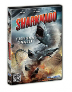 SHARKNADO (dvd)