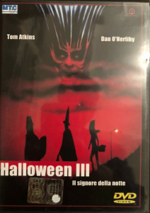HALLOWEEN 3 Il Signore della Notte (dvd)