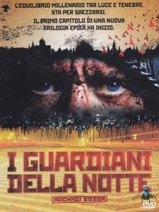I GUARDIANI DELLA NOTTE (dvd)