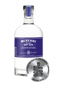 McHenry Classic London GIN