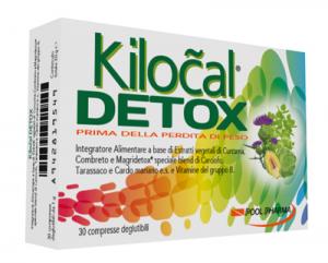 Kilocal Detox 30 cpr