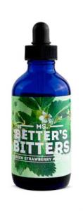 Green Strawberry Mah Kwan - 120 ml (40%)