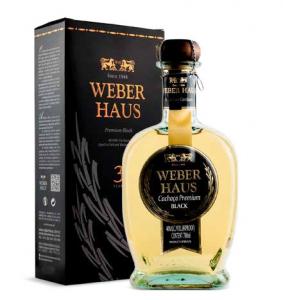Cachaça Weber Haus PREMIUM BLACK 40% - 70 cl