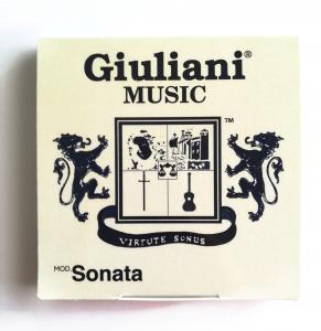 Corde per chitarra classica  Giuliani SONATA