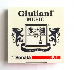 Corde per chitarra classica Giuliani SONATA hot