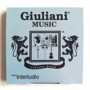 Corde per chitarra classica  Giuliani INTERLUDIO