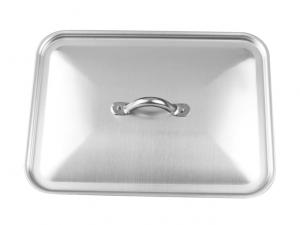 Coperchio in alluminio rosticcera 32x22