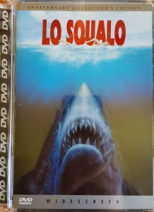 LO SQUALO (dvd) jewel box