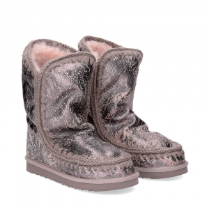 Mou Eskimo 24 Limited silver pink