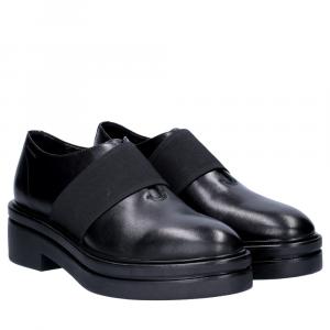 Vagabond Iza Black Leather