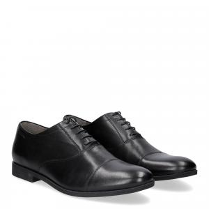 Vagabond Linhope black leather