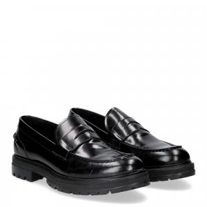 Vagabond Giorgi Black Leather