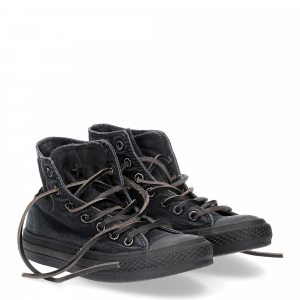 Converse All Star Hi Canvas Limited Edition Black Monocrome