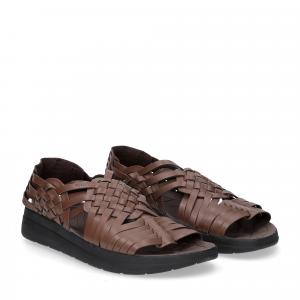 Malibu Sandals man canyon bison