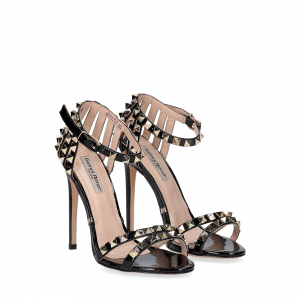 Gianni Renzi Couture sandalo vernice