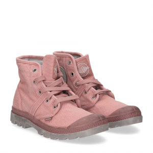 Palladium Pallabrouse canvas old rose