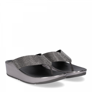 Fitflop tm crystall pewter
