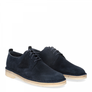 Clarks desert london midnight blu
