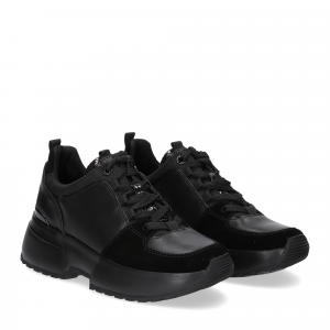 Michael KorsCOSMO TRAINER BLACK LEATHER