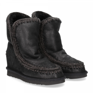 Mou Eskimo Inner Wedge Black Grey