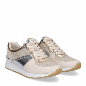 Michael KorsAllie Trainer White Gold