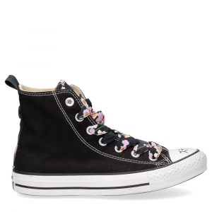 Converse All Star Hi Canvas TXT LTD black hanami