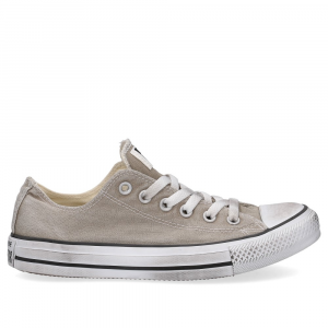 Converse All Star OX Canvas LTD Old Silver Smoke